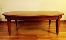 Beautiful cherry wood coffee table - The Netherlands - 20th century