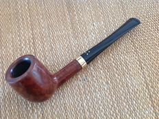 "La Savinelli "" Giubileo d' Oro "", 18 K gold band, highly collectable pipe, extra rare !!"