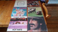 Frank Zappa, lot of  6 great albums