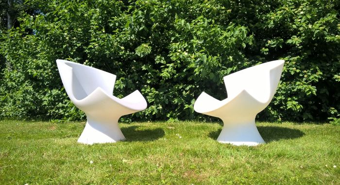 Karim Rashid for Label – Kite Chair set