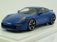 GT Spirit Porsche Industry - Scale 1/18 - Porsche 911 (991) GTS Club Coupe - 2015 60 Years Porsche America