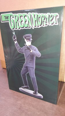 The Green Hornet - Hollywood Collectibles Group - statue - 30cm high - Bruce Lee as Kato nr 305 of 500