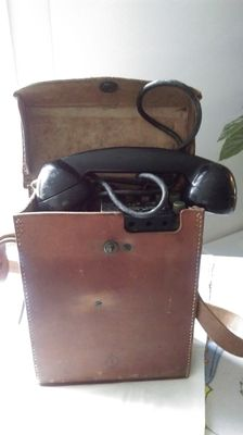 campaign phone ww2 military