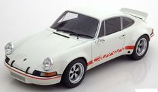 GT Spirit - Scale 1/18 - Porsche 911 2.8 RSR - Colour White with Red
