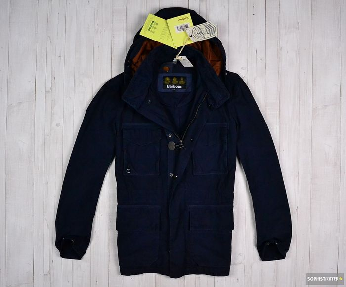 Barbour - Rig Casual Impregnated Jacket - New