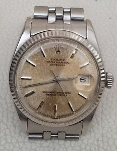 Rolex – Oyster perpetual datejust 1965