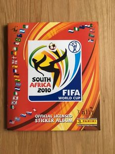 Panini - FIFA World Cup South Africa 2010 - Compleet Album.