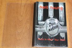 Neil Young / Tour Itinerary