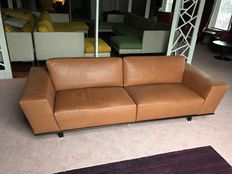 Giorgetti – leather sofa.