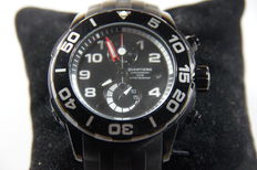 Quantieme Chronograph Diver's Watch - Men's - 2005.