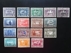 Iceland 1925/1932 – Automatic administer and service