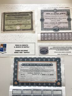 Italy-lot of n.