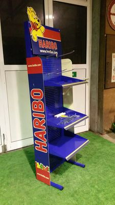 Haribo showroom display