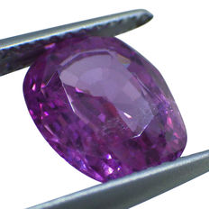 Pink Sapphire - 3.14 ct