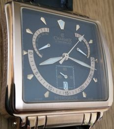 Charmex Chronograph Le Mans Retrograde - Serial nr. S2814 - Men's watch  2010 - as new