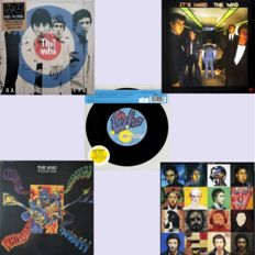 The Who Vinyl Collection