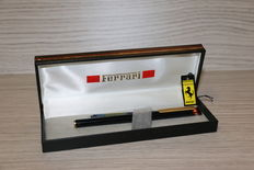 Ferrari Formula - fountain pen + ink tube