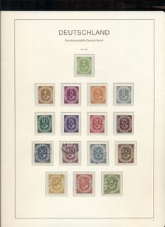 Bondsrepubliek Duitsland 1949/2000 - Collectie in 5 albums