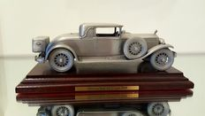 Franklin Mint-scale 1:24-1929 Minerva Type AE Coupe- special Autoworld Edition