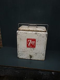 Original 7UP Cooler