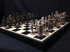 Chess - power of the Church