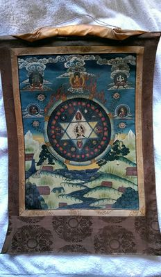Thangka - Nepal - Late 20th century