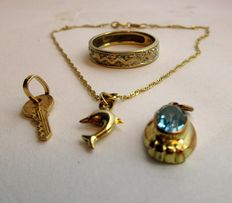 Vintage Jewelry Lot ca, 1960 / 1964 ect -  Lady's