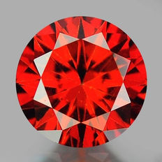Red Diamond – 0.23 ct - No Reserve