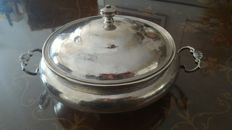Silver Tureen or Vegetable Dish, possibly Venice, 19th century