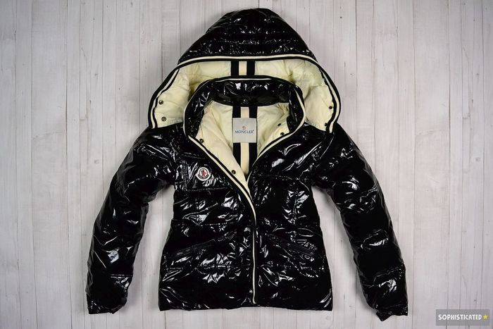 Moncler Moka Down Jacket with Certilogo Catawiki