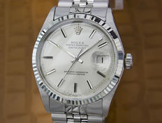 Rolex Oyster Perpetual Datejust 1601 - Men's Wristwatch
