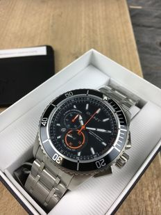 Gant Seabrook Chronograph Steel reference: W70541  – Men's watch