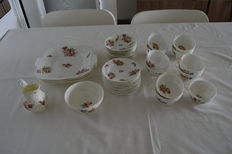 Fine bone china tea set/coffee set from Coalport, England