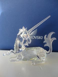Swarovski - Annual piece The Unicorn.