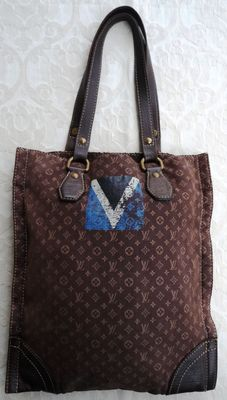 "Louis Vuitton – Bag: ""Tanger tote bag"" – Limited edition"
