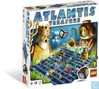 Lego 3851 Atlantis Treasure