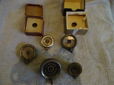 5 collector's gramophone reproducers