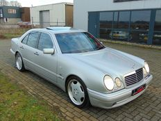 Mercedes-Benz- W210 E320 AMG Edition - 1996