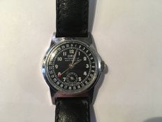 Oris Pointer Date Subsecond – vintage mens' watch - 1950s