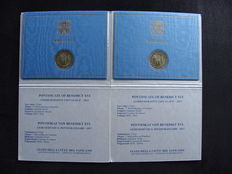 "Vatican – 2 Euro 2012 ""World Family Day"" (2 pieces)"
