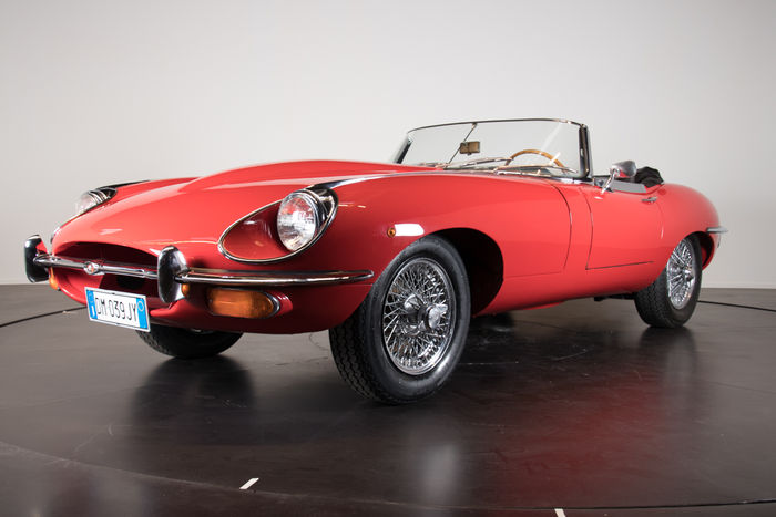 Jaguar - E-Type - 1969