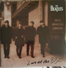 "The Beatles ""Live At The BBC"" Mono 1994 Plus The Beatles - ""1"""