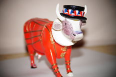 Cow Parade Beefeater It Ain't Natural #6000 London