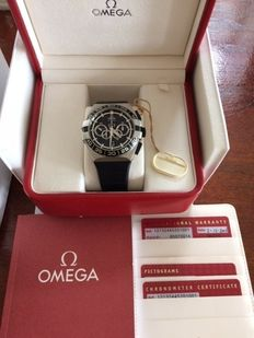 Omega Constellation Double Eagle Co-Axial Chronograph 44 mm