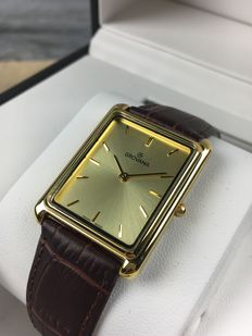 Grovana classic gold reference: 1034.1 - men's watch