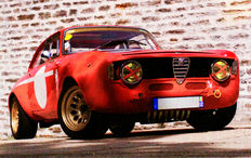 Alfa-Romeo - GT Junior replica GTAM - 1970