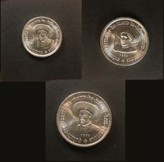 Portugal – Henriquina collection with coinds of 5, 10 and 20 escudos denominations – 1960 – Lisbon