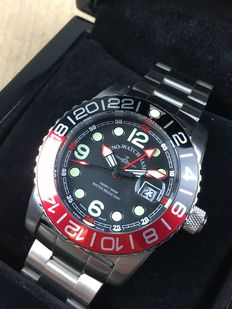 Zeno Watch Basel Airplane Diver GMT reference: 6849 – men's watch