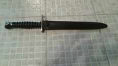 Bayonet from the Swiss army