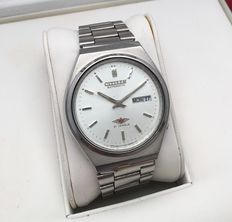 Citizen day-date, 21 jewels, automatic men's wristwatch -- 1970s -- no reserve price.